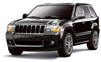 「ジープ・グランドチェロキー」2009年モデルは出力・燃費ともに向上