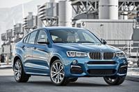 「BMW X4 M40i」