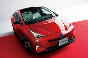 トヨタが「プリウス」の20周年記念モデルを発売