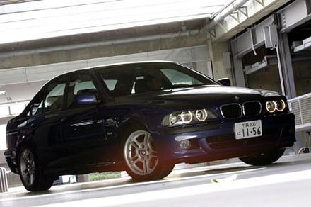 BMW530iM-Sport(5AT)【ブリーフテスト】