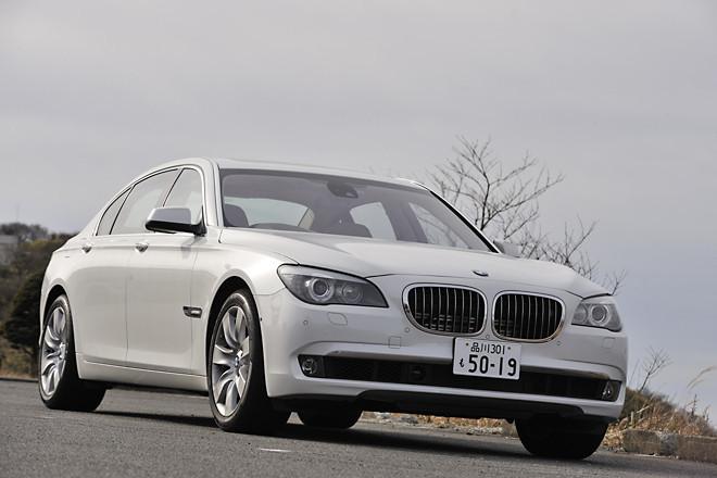 BMW760Li(FR/8AT)【試乗記】