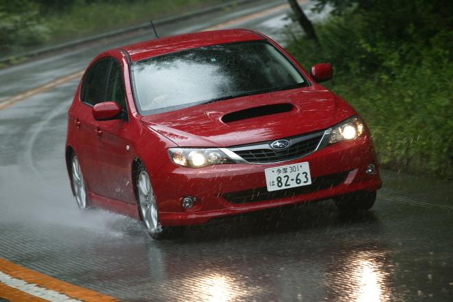 スバル・インプレッサS-GT(4WD/5MT)【ブリーフテスト】
