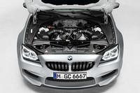 「BMW M6グランクーペ」が日本上陸の画像