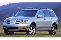 三菱、北米向け新型SUV「アウトランダー」発表の画像