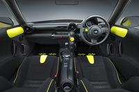 ライトウェイトスポーツカー、トヨタS-FR登場【東京モーターショー2015】の画像