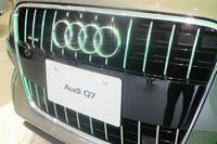 「アウディQ7」がビッグマイナーチェンジの画像