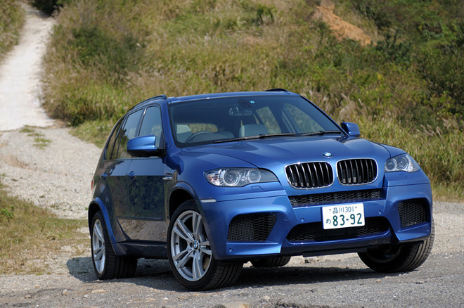 BMW X5 M(4WD/6AT)【試乗記】