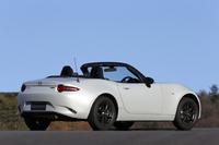 タイヤサイズは標準が16インチ。オプションで17インチが用意される。