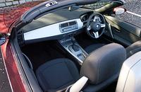 BMW Z4 2.2i(5AT)【ブリーフテスト】の画像