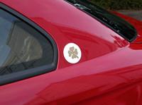 アルファ・ロメオGTに60台の限定車の画像
