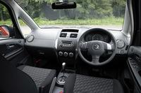 スズキSX4 1.5XG(FF/4AT)/2.0S(4WD/4AT)【試乗記】の画像