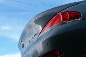 BMW 645Ci(6AT)【試乗記】