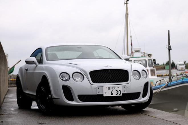 ベントレー・コンチネンタル スーパースポーツ(4WD/6AT)【試乗記】