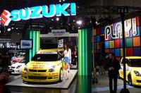 【東京オートサロン2006】MRワゴンを先行展示、さまざまなターゲットに向けたカスタマイズを提案