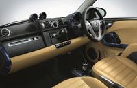 「スマート・フォーツー」にBRABUSの限定車の画像