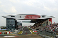 F1初開催中国GP、バリケロが連勝で飾る