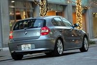 BMW 120i(6AT)【試乗記】の画像