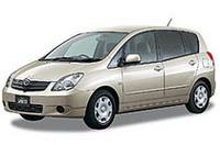 トヨタ「カローラスパシオ」に特別仕様車の画像
