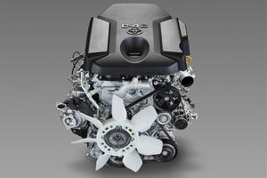 トヨタが新型ディーゼルエンジンの概要を発表