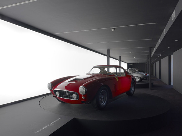 フェラーリ250GT ベルリネッタ SWB(1960)