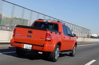 フォード・エクスプローラー・スポーツトラック V8リミテッド(4WD/6AT)【ブリーフテスト】