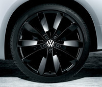 「VWシロッコ」にレカロシートを装着した限定車の画像