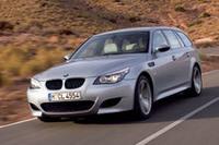 """独BMW、507psの""""スーパーワゴン""""を発表【ジュネーブショー07】の画像"""