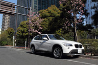 BMW X1 sDrive18i(FR/6AT)【短評】