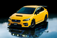 「スバルWRX STI S207 NBR CHALLENGE PACKAGE YELLOW EDITION」
