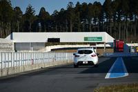 今回は、千葉県のサーキット「袖ヶ浦フォレストレースウェイ」でタイムアタックを実施した。