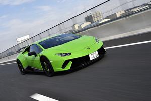ランボルギーニ・ウラカン ペルフォルマンテ(4WD/7AT)【試乗記】