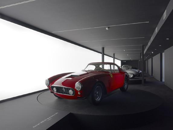 フェラーリ250GT ベルリネッタ SWB(1960) (Pierre Olivier Deschamps courtesy of Polo Ralph Lauren)