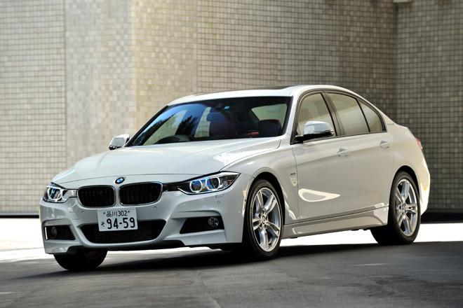BMWアクティブハイブリッド3 Mスポーツ(FR/8AT)【試乗記】