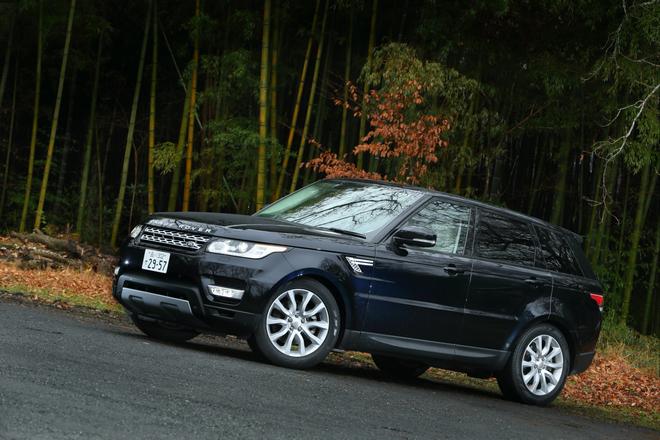 ランドローバー・レンジローバー スポーツHSE(4WD/8AT)【試乗記】