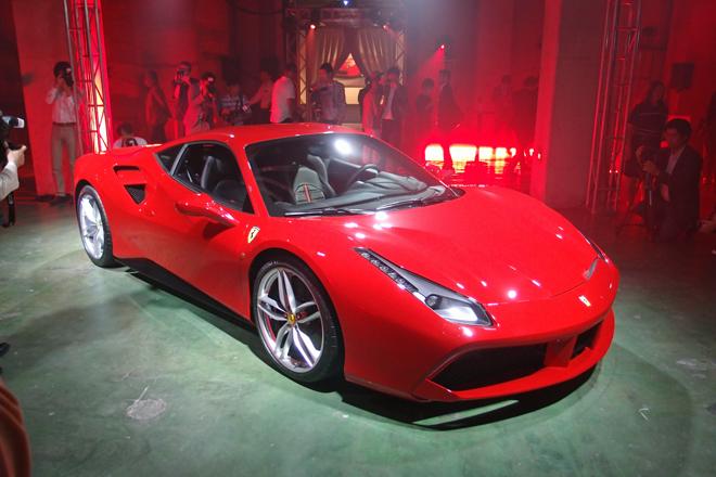 フェラーリ・488GTBの画像 p1_4