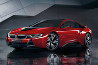 「BMW i8セレブレーションエディション プロトニックレッド」