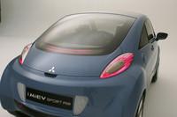 【Movie】電気で走るスポーツカー「i MiEVスポーツエア」【ジュネーブショー09】の画像