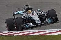 【F1 2017 速報】第2戦中国GPはメルセデス&ハミルトンが勝利の画像