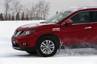 """「アイスガードSUV G075」は、氷上性能のほかに、""""性能長持ち""""と省燃費にも配慮されている。また、近年人気の都市型SUVに対応するため、静粛性にも留意したという。"""
