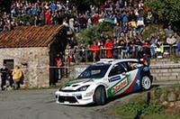 WRCコルシカ、シトロエン&ロウブが母国でチャンピオンに!【WRC 04】の画像