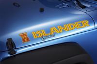 「ジープ」に、ハワイ島イメージの特別限定車の画像