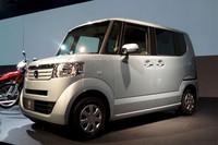 ホンダ、電気自動車と軽自動車に注力【東京モーターショー2011】