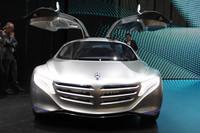 EVのフルライン化進む メルセデス・ベンツ ブース 【フランクフルトショー2011】