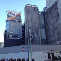 2014年4月に東京を訪れたとき、まだ建物があった銀座日産ギャラリーは、跡形もなく解体されていた。イタリアでは考えられない工期の速さである。