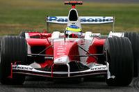 トヨタ勢は、オリヴィエ・パニスが序盤の混乱のなかコースを外れ0周リタイア。リカルド・ゾンタ(写真)は、グリップ不足に苦しみ、11位完走がやっとだったという。(写真=トヨタ自動車)