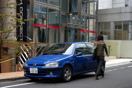 プジョー106 S16リミテッド(5MT)【試乗記】