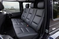後席は3座式のベンチタイプ。前席と同じく、シートヒーターが標準で備わる。