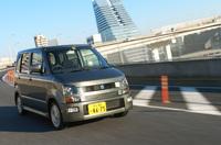 スズキ・ワゴンR RR-DI(FF/4AT)【短評(後編)】の画像