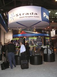 パナソニックはStradaブランドでHDDタイプの2DIN AVナビを市場投入する。
