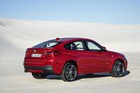 新型クロスオーバー車「BMW X4」登場【ニューヨークショー2014】の画像